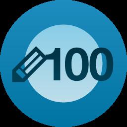My 100th post. Yay!